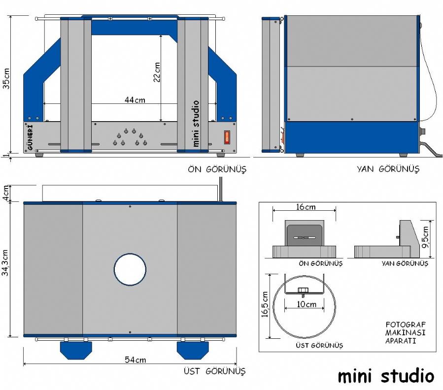 Mini Studio - Büyük resim için tıklayın